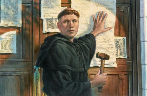 Mrtin Luther