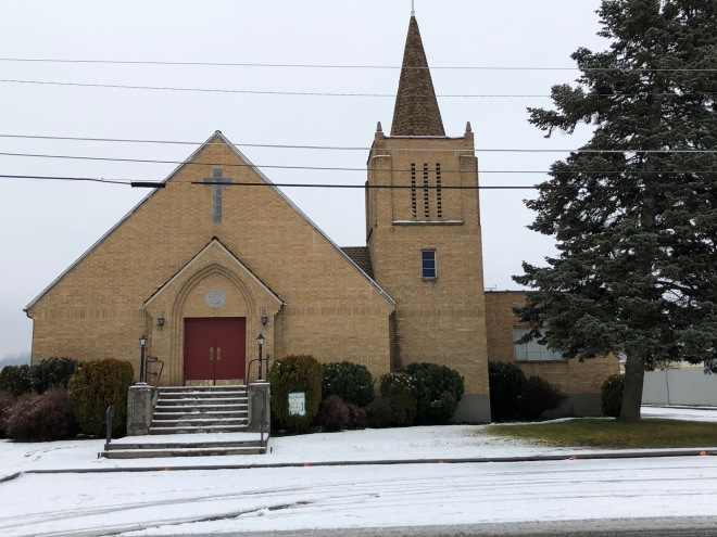 Church - Winter Photo - SPLC