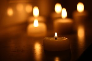 Candles for All Saints