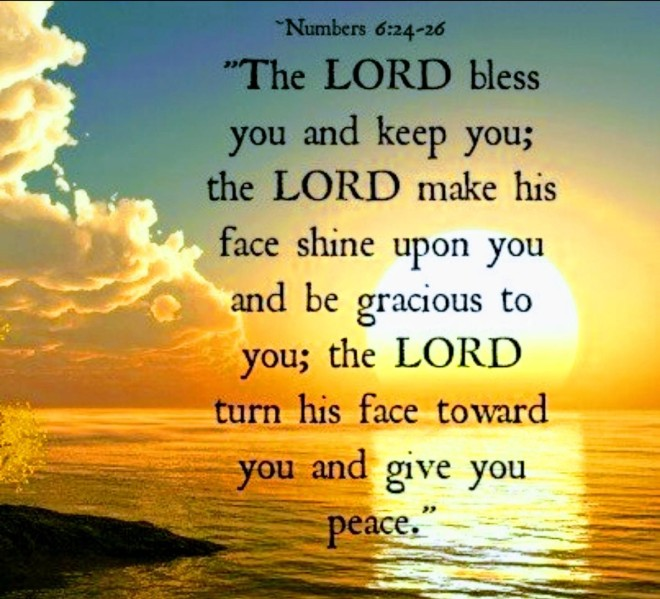 the bless and keep you
