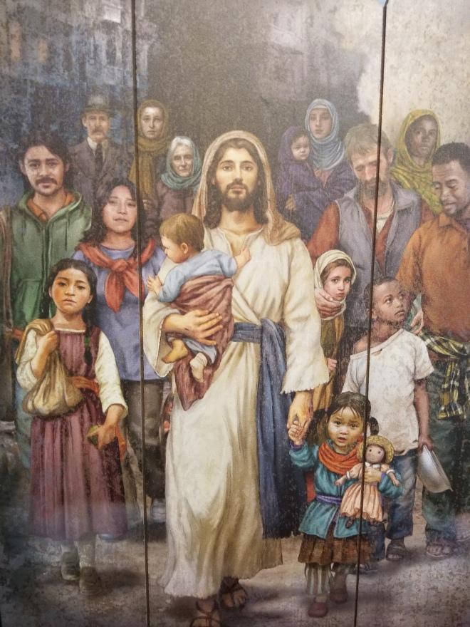Jesus coming 1