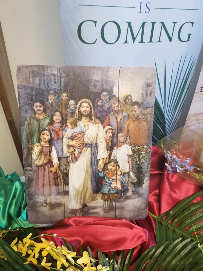 Jesus coming 2