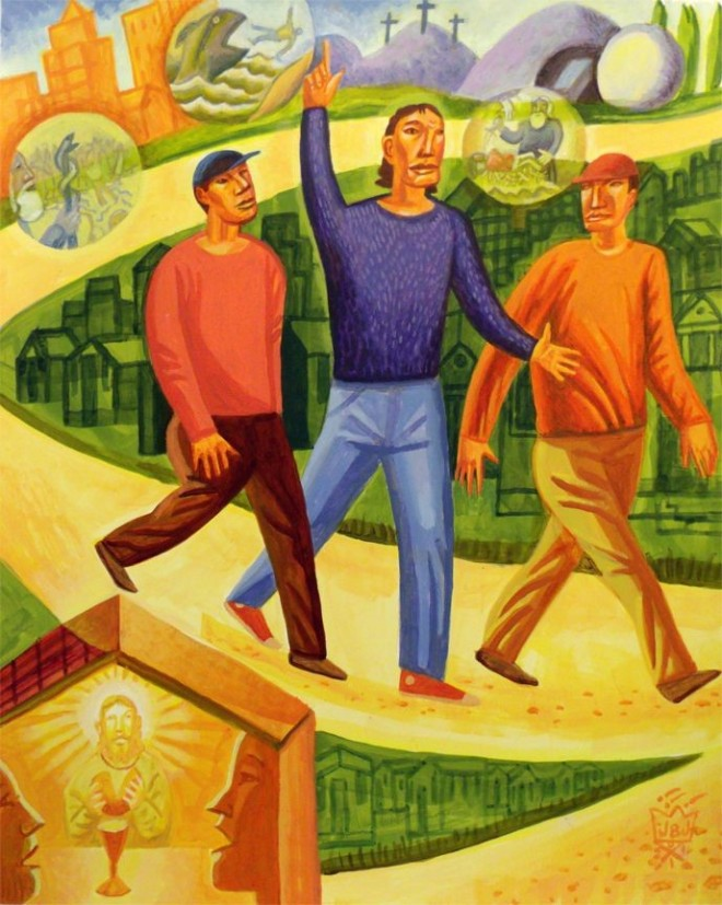 Road to Emmaus Image A