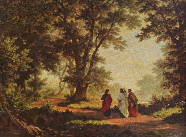 Road to Emmaus Image B