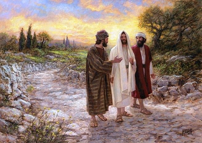 Road to Emmaus Image D