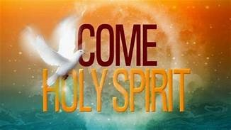 Come Holy Spirit 2
