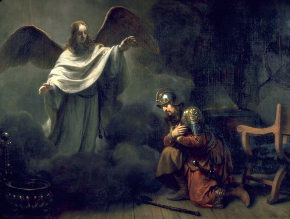 Cornelius and the Angel