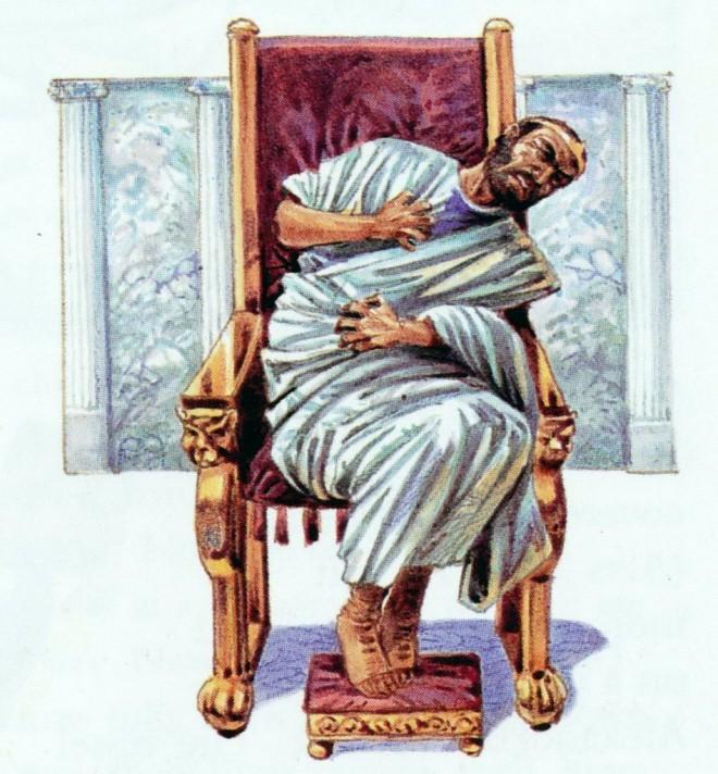 Herod dies