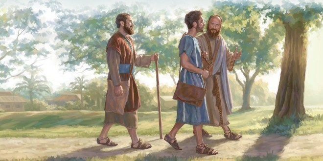 Paul and Timothy 1