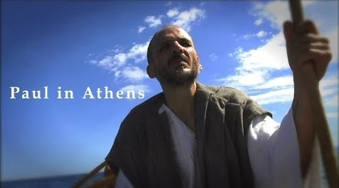 Paul in Athens