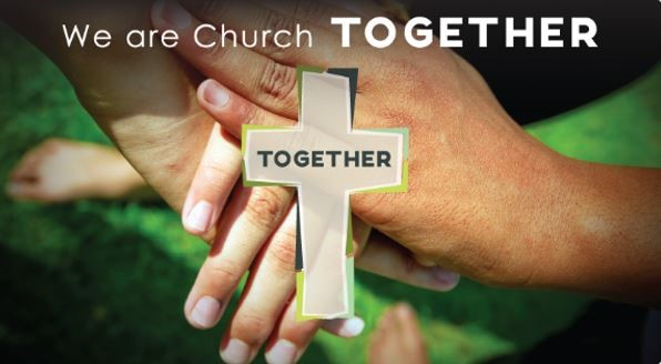 WE are church together