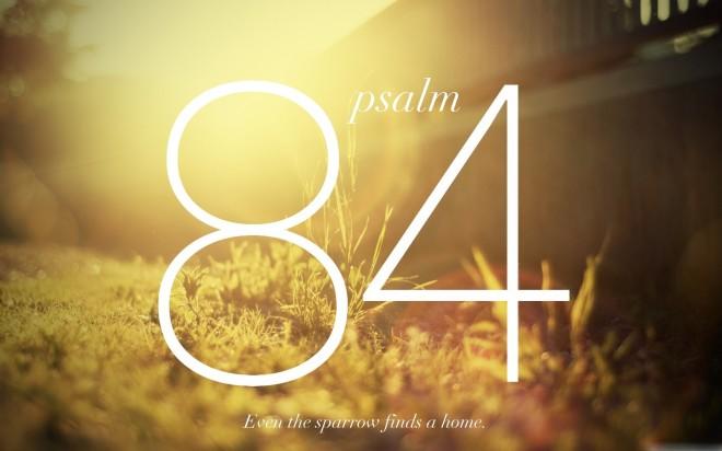 Psalm 84 heading