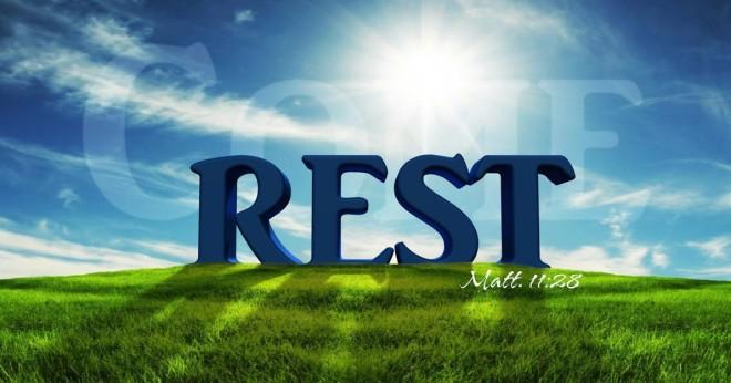 REST come